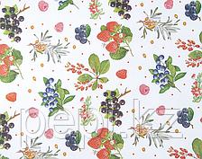 """Бумага крафт """"Лесные ягоды"""", 0,5 х 10 м (70гр)"""