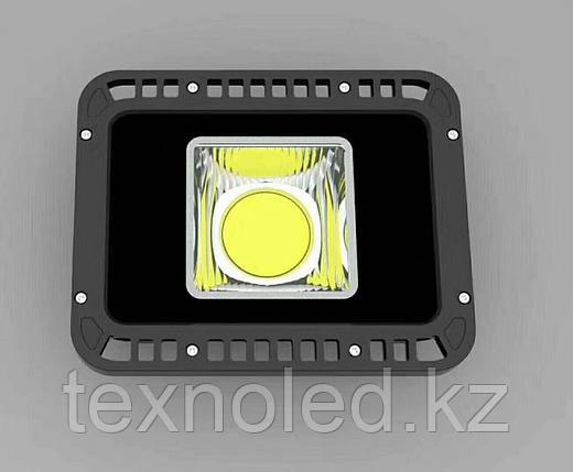 Светодиодный прожектор LED COB 50w, фото 2