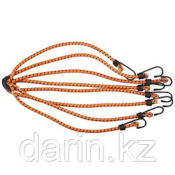 Паук багажный усиленный, 8 крюков Stels