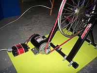 Замена генератора велотренажера