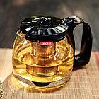 Заварочный стекляный чайник Lilac, 700 мл, фото 2