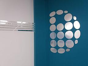 Установка зеркального логотипа  1