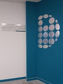 Установка зеркального логотипа  2