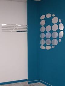 Установка зеркального логотипа  9