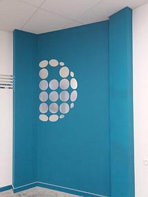 Установка зеркального логотипа  11