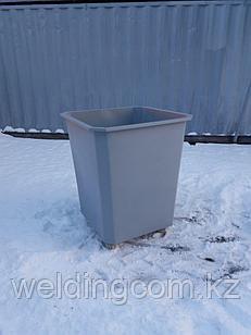 Мусорный контейнер 0,75 куб. на колесах