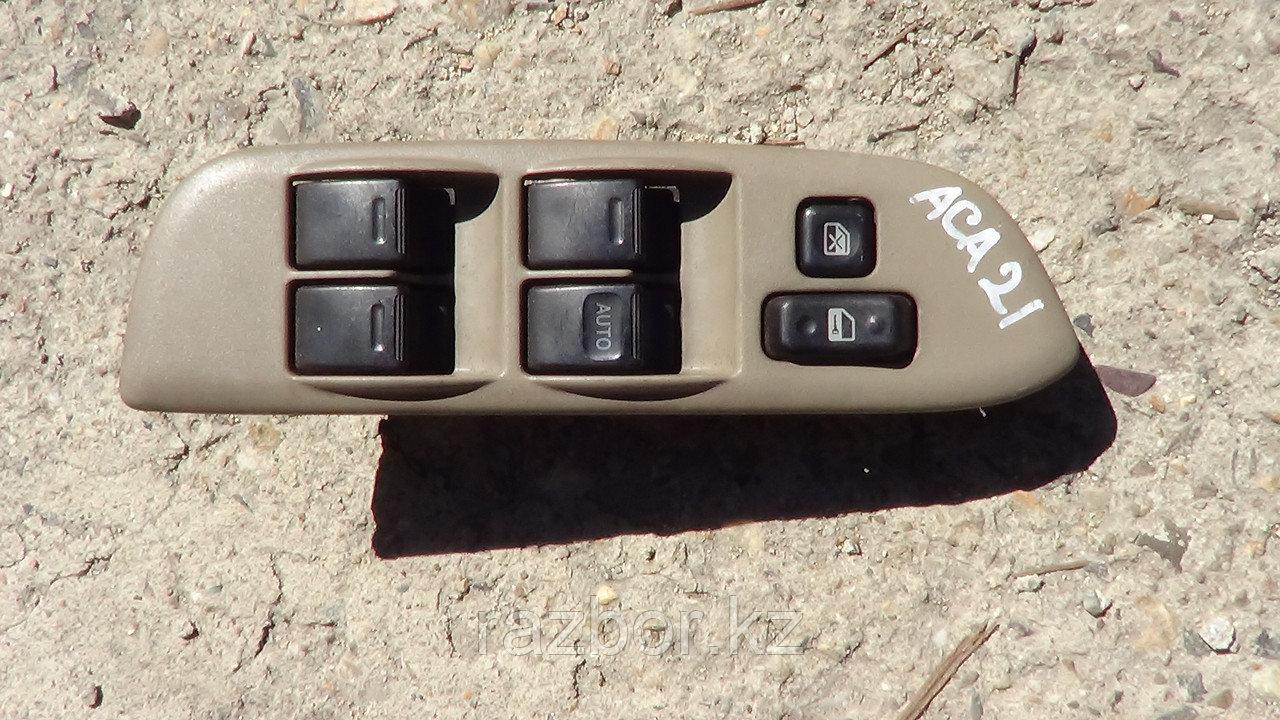 Блок управления стеклоподъёмником Toyota RAV4 (ACA21)