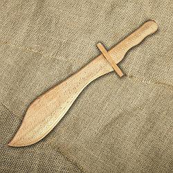 """Деревянное оружие """"Кукри"""""""