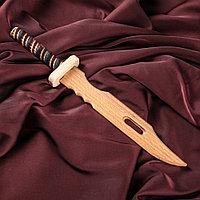 """Деревянное оружие """"Нож самурая"""""""