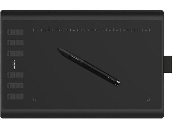Графический планшет Huion New 1060Plus, фото 2