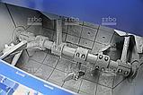 Одновальный бетоносмеситель БП-1Г-500, фото 9