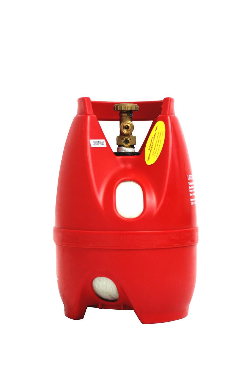 Газовый баллон взрывобезопасный Lite Safe 5л