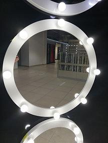 Круглые гримерные зеркала 3