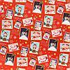 Бумага упаковочная глянцевая «Почта счастья», 70 × 100 см