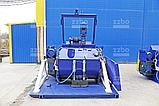 Одновальный бетоносмеситель БП-1Г-500с, фото 5