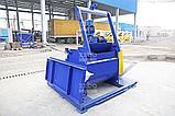 Одновальный бетоносмеситель БП-1Г-500с, фото 6