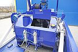 Одновальный бетоносмеситель БП-1Г-500с, фото 8