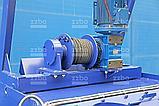 Одновальный бетоносмеситель БП-1Г-500с, фото 9
