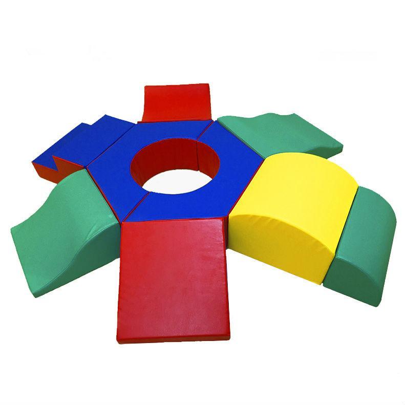 Трансформер  «Цветок» 9 элементов
