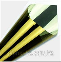 Тонирующая солнцезащитная пленка серебро/золото-K 15%