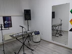 Зеркало в музыкальную школу 4