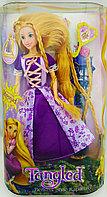 Кукла Rapunzel Tangled (фиолетовое платье и аксессуары)