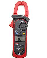 Токоизмерительные клещи до 600А (AC/DC) с функцией мультиметра UT204A. Внесены в реестр СИ РК.