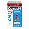 Клей Ceresit CM 11 PLUS для крепления керамической плитки размером до 40х40 см, 25 кг