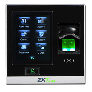 Биометрический терминал ZK SF400/ID