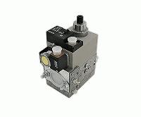 Газовый клапан 360 мбар, выходное давление газа 4-20 мбар