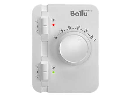Воздушно-тепловая завеса Ballu  BHC-L10-S06 (BRC-E) (метровая; с электрическим нагревателем), фото 2
