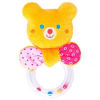 Погремушка мишка кольцо