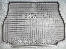 Ковер в багажник BMW X5 E53