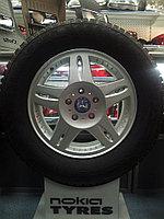 Комплект зимней резины NOKIAN Hakkapeliita 7 Suv с оригинальными дисками на Mercedes Benz G-Class