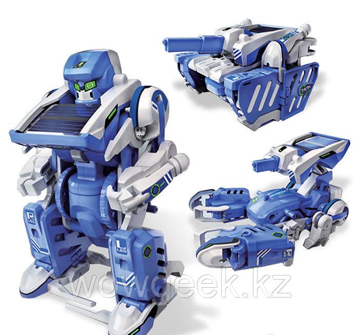 Конструктор 3в1 Робот трасформер