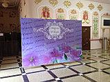 Пресс стена, Press wall на свадьбу и др. торжества (аренда, продажа), фото 3