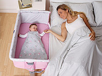 Кроватка-колыбель Chicco Next2Me (Princess)