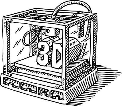 Услуга 3D-печати