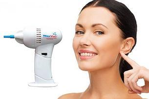 Аппарат для вакуумной чистки ушей Wax Vacuum, фото 2