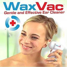 Уценка (товар с небольшим дефектом) Аппарат для вакуумной чистки ушей Wax Vacuum, фото 3