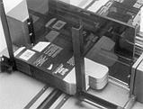 Настольная автоматическая флексографическая установка для маркировки  картонных карточек, сложенных коробок, фото 4