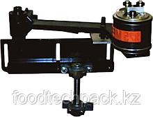 Роликовый конвейерный принтер для маркировки передней и боковой поверхности коробок на конвейере