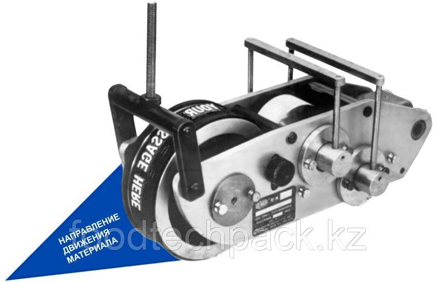 Роликовый конвейерный принтер для высокопроизводительной маркировки плоской поверхности изделий и материалов
