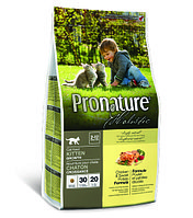 Pronature Holistic Kitten Growth - для котят, курица со сладким картофелем 5.44 кг., фото 1