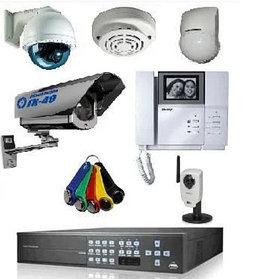 Безопасность (Охранные сигнализации, видеонаблюдение)