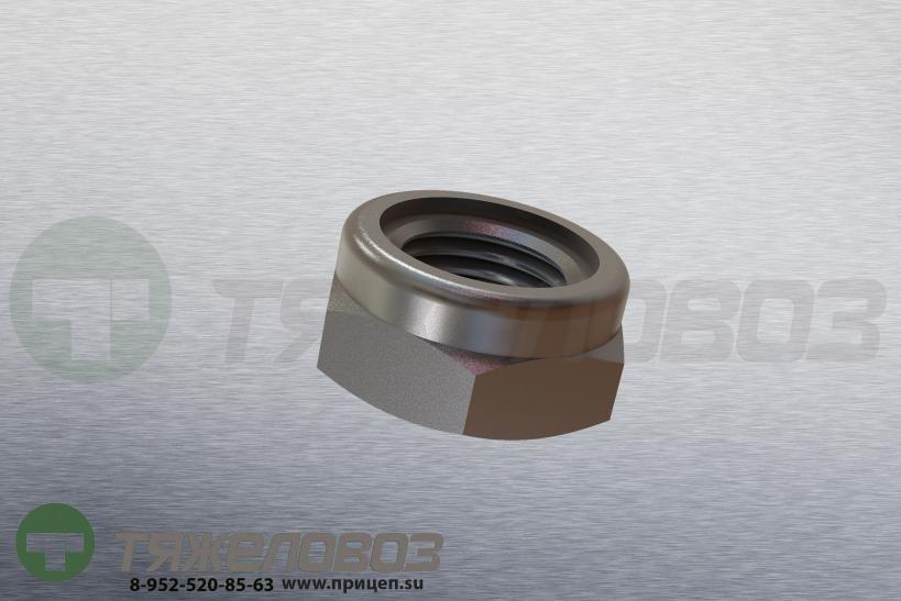 Гайка пальца дышла самоконтрящаяся DIN ISO 10511-M24х3