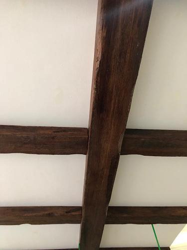 Фальшбалки для стен и потолка