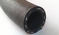 Рукав резиновый напорный нитяным усилием d25 (Бухта 40 м) (Черный) Россия