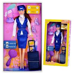 Defa Lucy Кукла (29см) стюардесса в ассорт. 3 вида