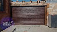 Секционные ворота, фото 1